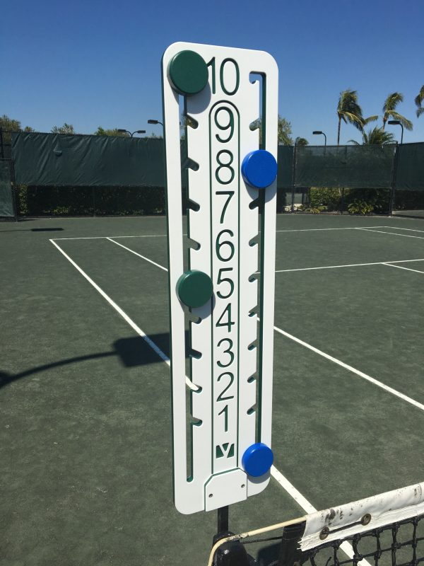 Best Pickleball Scoreboard